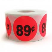 eighty nine cents